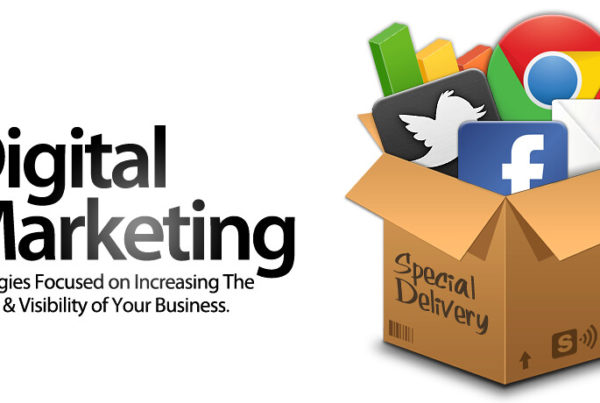 DIGITAL MARKETING: (DEFINITION + BENEFITS + STRATEGIES) OUR COMPLETE GUIDE 2020