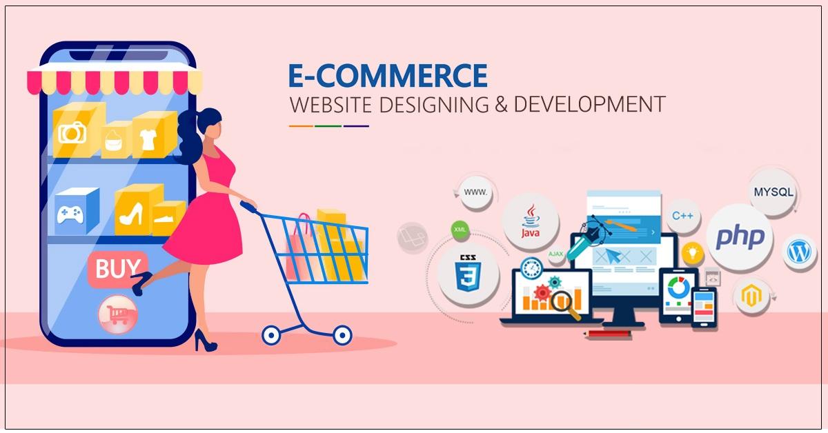 E-commerce Website Development in Pakistan – 2021