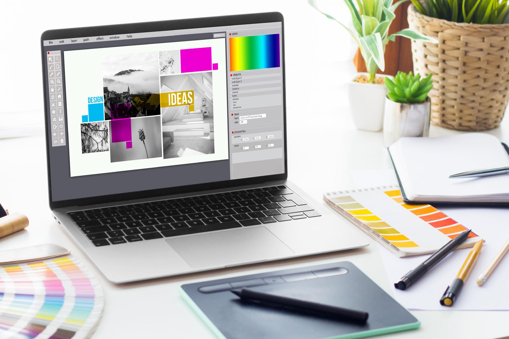 Graphic Designing Services in Dubai – 2021