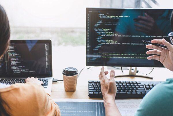 Web development compnay